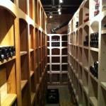 Op maat gemaakte wijnkelder voor een restaurant (Amsterdam)